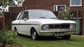 1967 Ford Lotus Cortina