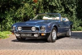 1980 Aston Martin V8 Volante