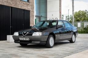 1989 Alfa Romeo 164