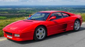 1993 Ferrari 348 tb