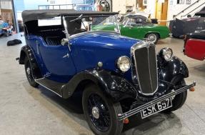 1937 Morris Eight