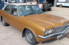 1977 Vauxhall VX 2300