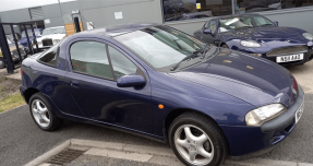 2000 Vauxhall Tigra