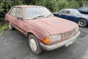 1985 Peugeot 305