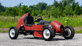 Kurtis Midget Racer