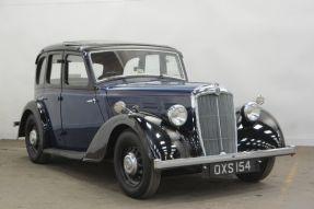 1937 Morris 14/6