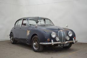 1968 Jaguar 240