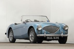 1953 Austin-Healey 100/4