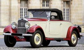 1933 Peugeot 301