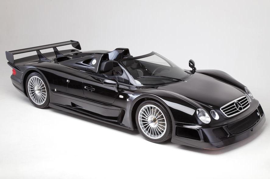 Mercedes-Benz CLK-GTR Roadster