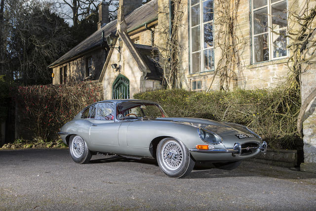 Jaguar E-Type Series I 4.2