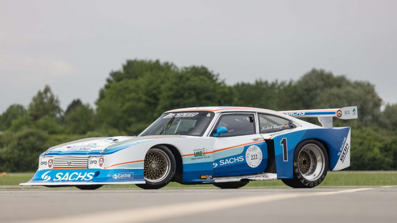 Ford Capri Zakspeed Turbo Group 5