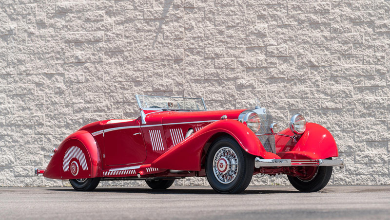 Mercedes-Benz 540K Sports Roadster