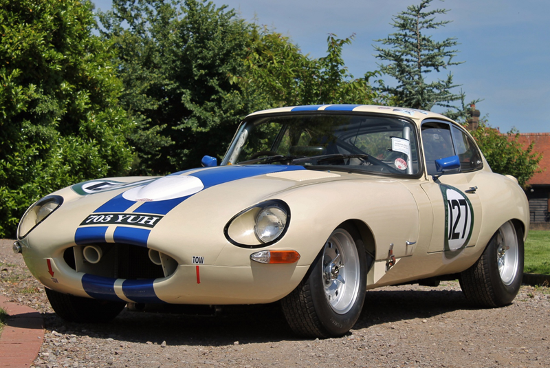 Jaguar E-Type Series I 3.8