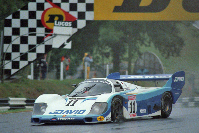 Porsche 956 – 1983 Brands Hatch 1000km