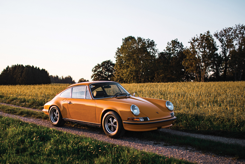 Porsche 911 Carrera RS 2.7 Prototype