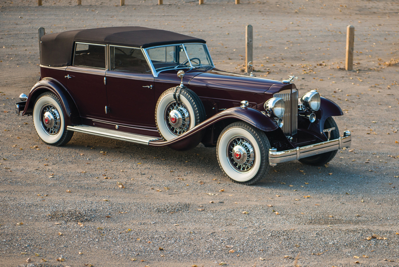 Packard Twin Six Individual Custom