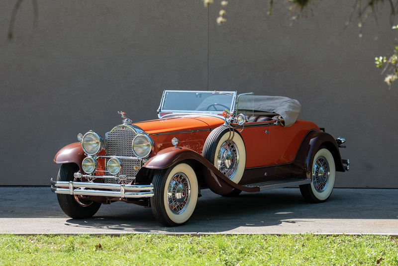 Packard Custom Eight Roadster