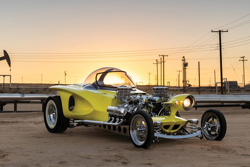 Ed Roth Mysterion Recreation
