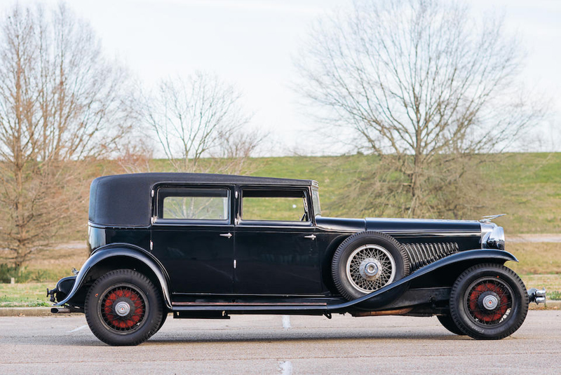 Duesenberg Model J Prince of Wales Berline