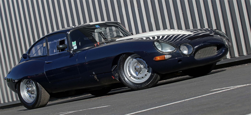 Jaguar E-Type 3.8 Coupe