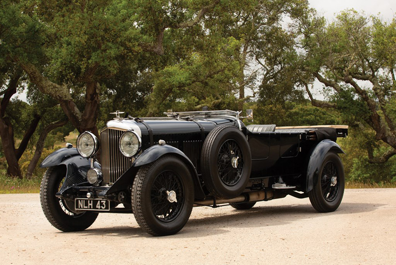 Bentley 8 Litre Tourer