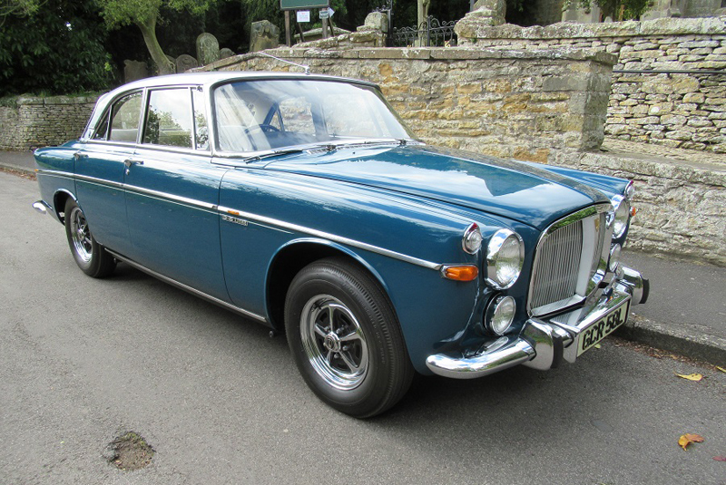 Rover P5B 3.5 Coupe