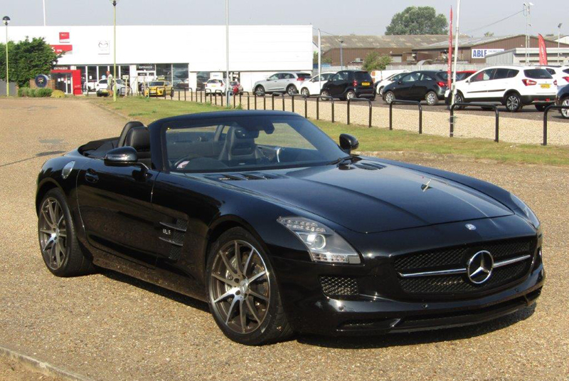 Mercedes-Benz SLS AMG Roadster